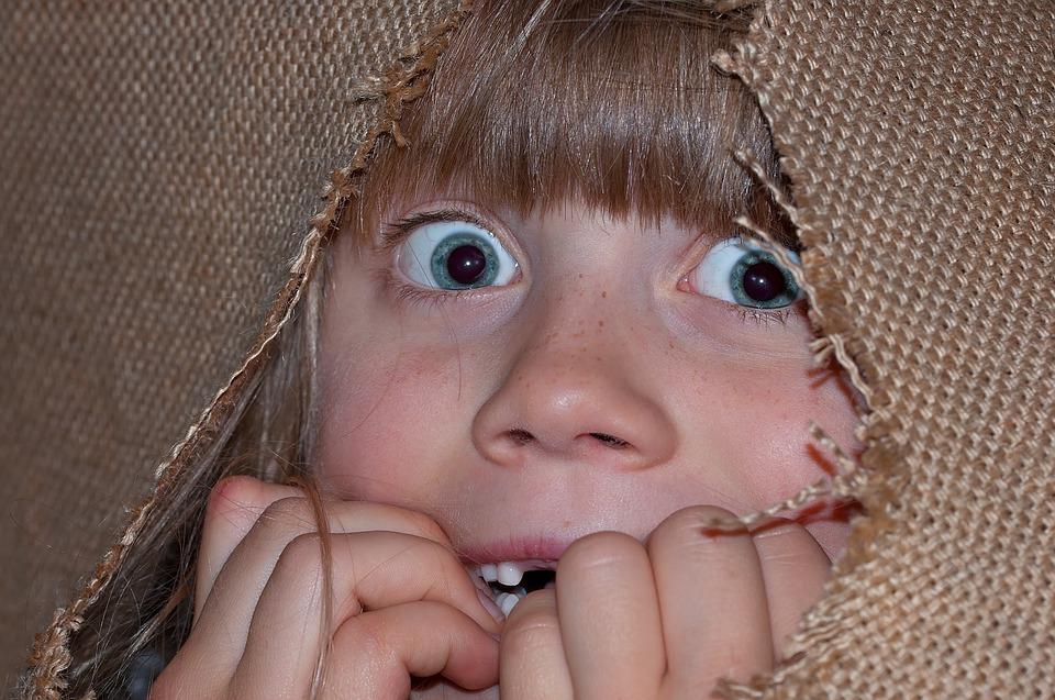 Children afraid of Dentists