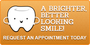 request an appointment banner